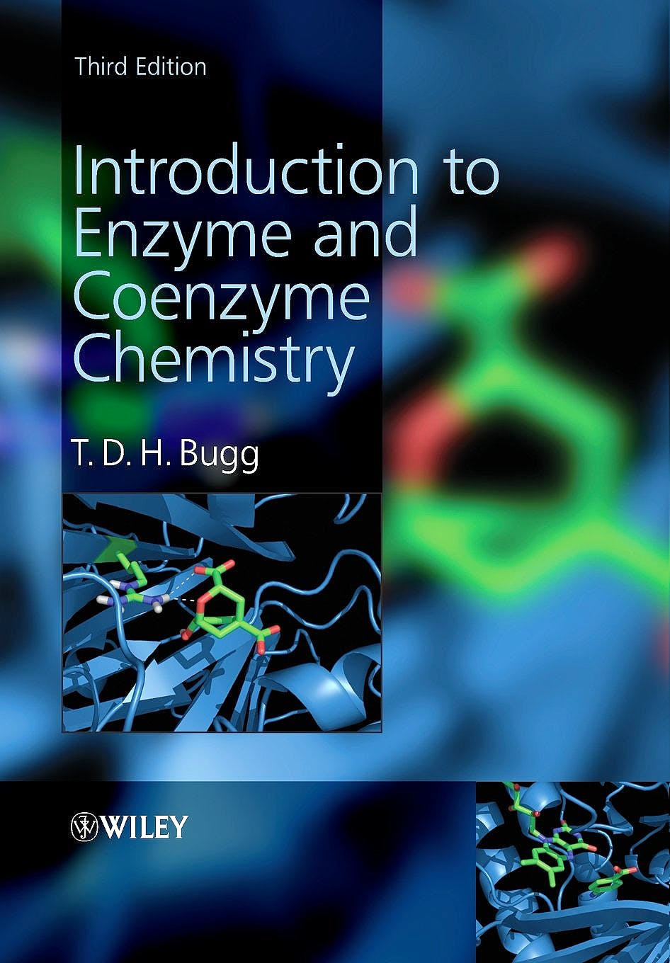 Portada del libro 9781119995944 Introduction to Enzyme and Coenzyme Chemistry (Softcover)