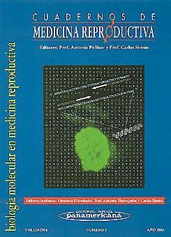 Portada del libro 9781135097028 Cuadernos de Medicina Reproductiva. Biologia Molecular en Med (Vol 8)