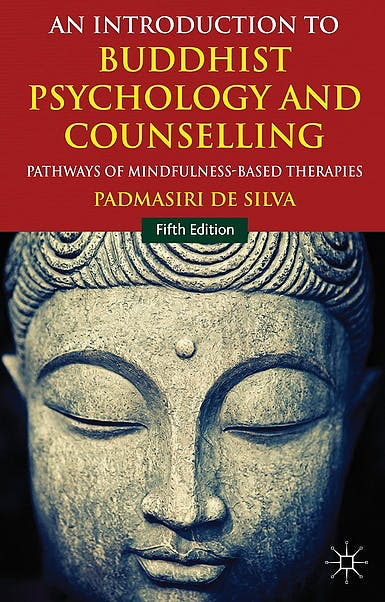 Portada del libro 9781137287533 An Introduction to Buddhist Psychology and Counselling. Pathways of Mindfulness-Based Therapies (Hardback)