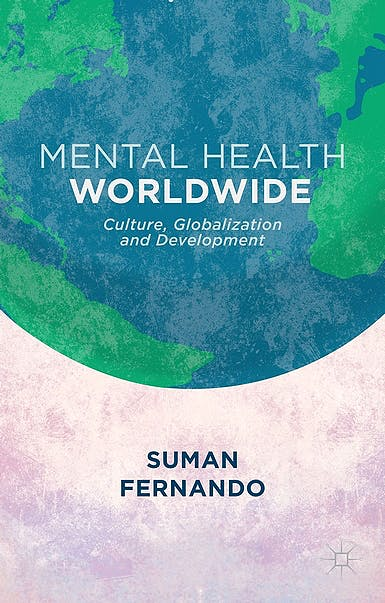 Portada del libro 9781137329585 Mental Health Worldwide. Culture, Globalization and Development (Softcover)