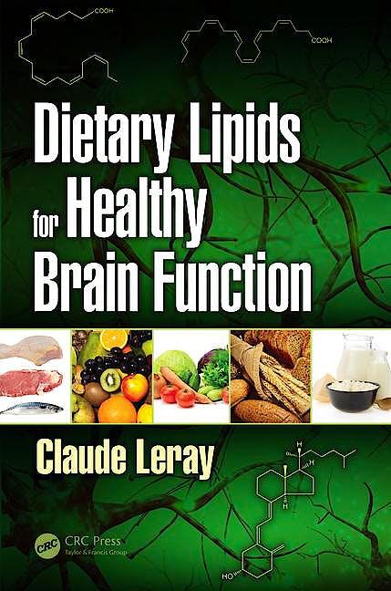 Portada del libro 9781138035256 Dietary Lipids for Healthy Brain Function