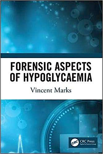 Portada del libro 9781138055698 Forensic Aspects of Hypoglycaemia
