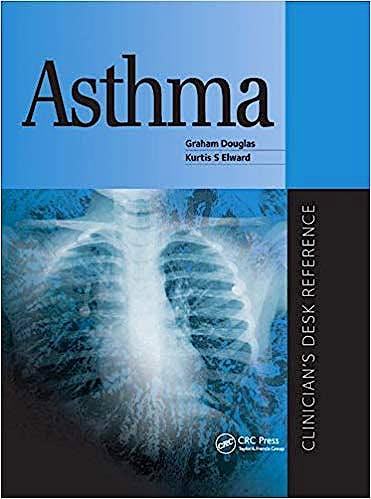 Portada del libro 9781138113466 Asthma. Clinician's Desk Reference