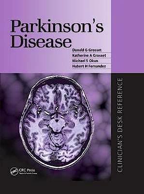 Portada del libro 9781138113725 Parkinson's Disease. Clinican's Desk Reference