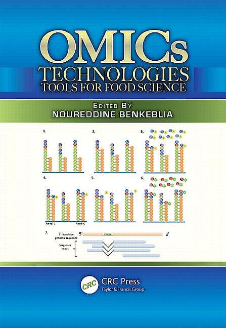 Portada del libro 9781138199248 Omics Technologies: Tools for Food Science