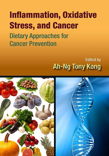 Portada del libro 9781138199842 Inflammation, Oxidative Stress, and Cancer: Dietary Approaches for Cancer Prevention