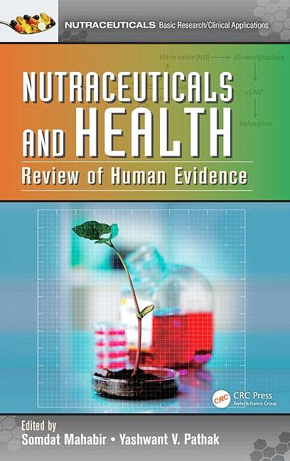 Portada del libro 9781138199996 Nutraceuticals and Health. Review of Human Evidence