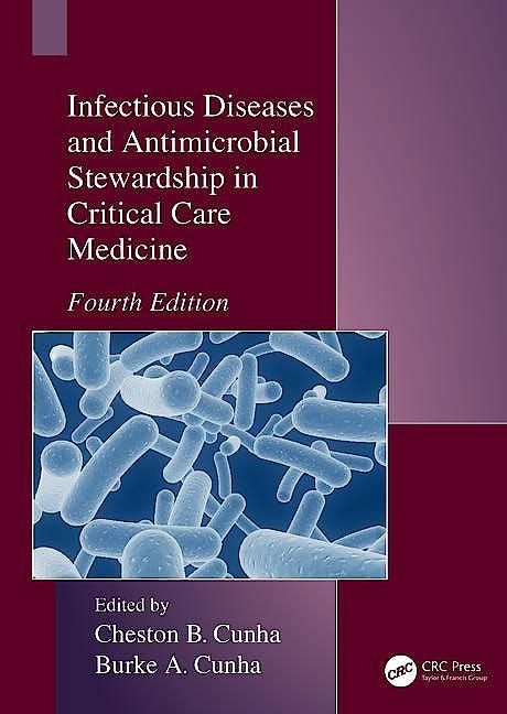 Portada del libro 9781138297067 Infectious Diseases and Antimicrobial Stewardship in Critical Care Medicine (Book + Ebook)