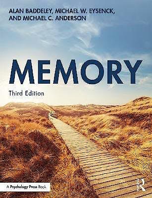 Portada del libro 9781138326095 Memory