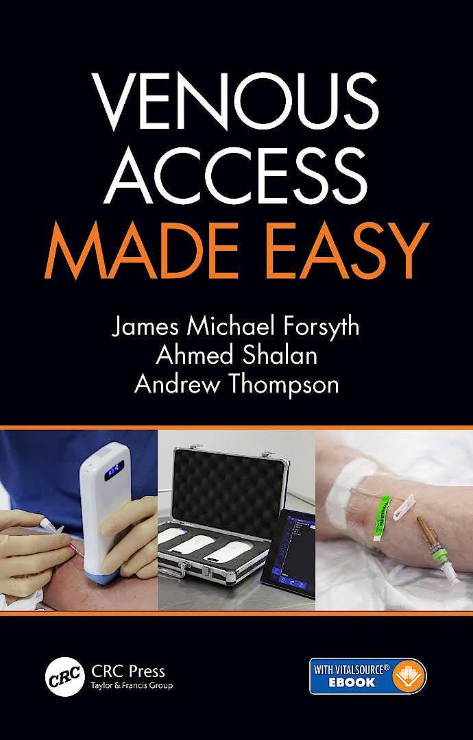 Portada del libro 9781138334533 Venous Access Made Easy