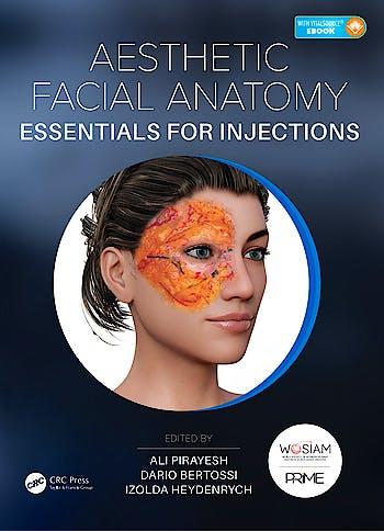 Portada del libro 9781138505711 Aesthetic Facial Anatomy Essentials for Injections (Book + E-Book)