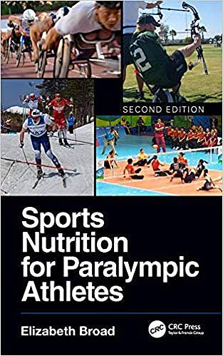 Portada del libro 9781138589001 Sports Nutrition for Paralympic Athletes