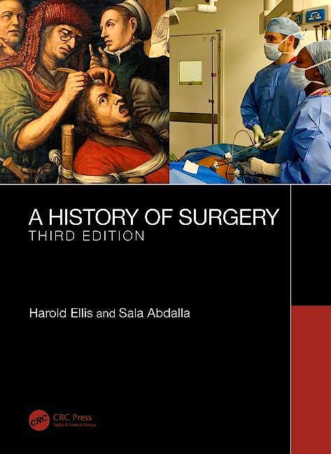 Portada del libro 9781138617391 A History of Surgery