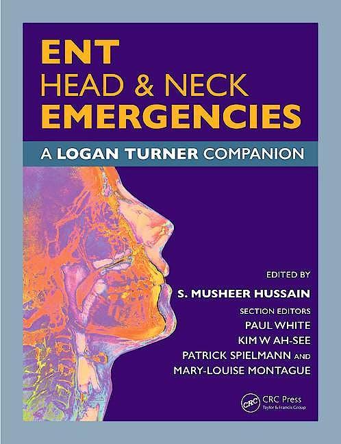 Portada del libro 9781138626423 ENT, Head and Neck Emergencies. A Logan Turner Companion