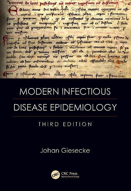 Portada del libro 9781138704633 Modern Infectious Disease Epidemiology (Hardcover)