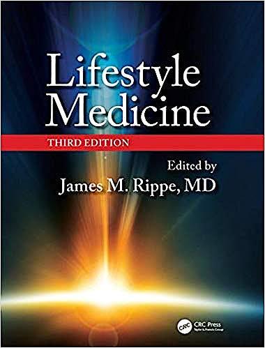 Portada del libro 9781138708846 Lifestyle Medicine