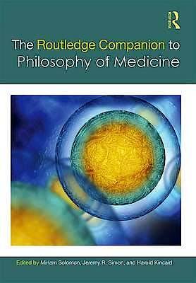 Portada del libro 9781138846791 The Routledge Companion to Philosophy of Medicine
