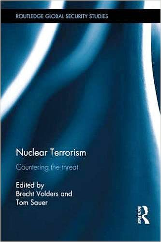 Portada del libro 9781138931398 Nuclear Terrorism. Countering the Threat