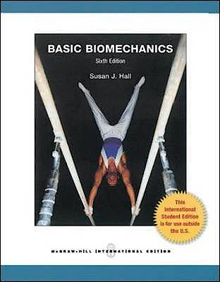 Portada del libro 9781259009310 Basic Biomechanics (International Student Edition)