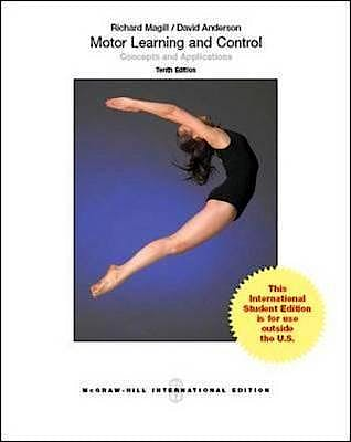 Portada del libro 9781259010767 Motor Learning and Control: Concepts and Applications