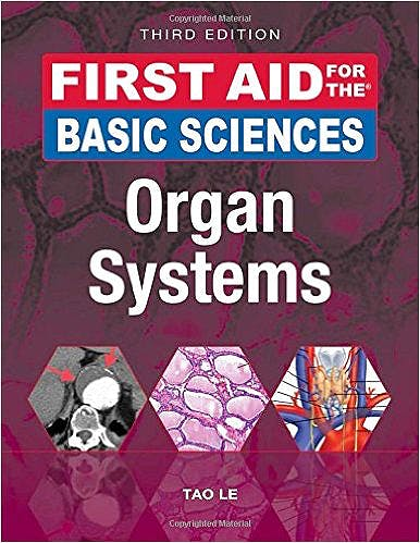 Portada del libro 9781259587030 First Aid for the Basic Sciences. Organ Systems