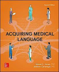 Portada del libro 9781259638169 Acquiring Medical Language
