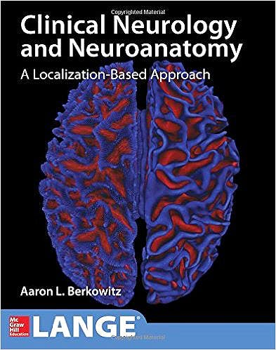 Portada del libro 9781259834400 Clinical Neurology and Neuroanatomy. A Localization-Based Approach. Lange