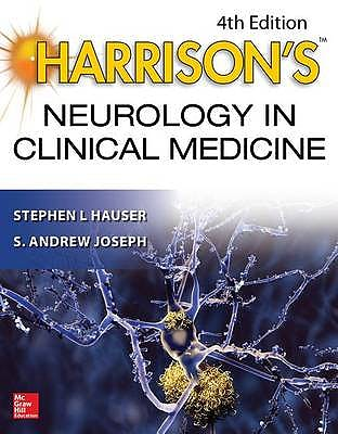 Portada del libro 9781259835865 Harrison's Neurology in Clinical Medicine