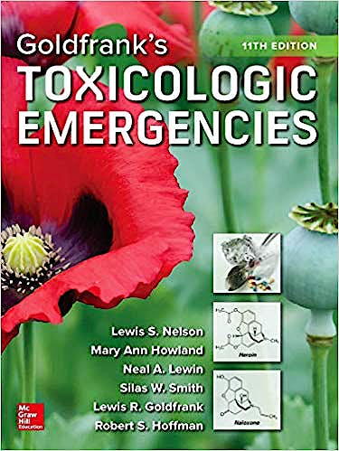 Portada del libro 9781259859618 Goldfrank's Toxicologic Emergencies