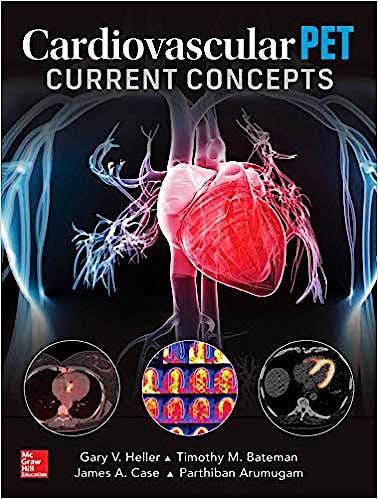 Portada del libro 9781259860485 Cardiovascular PET. Current Concepts
