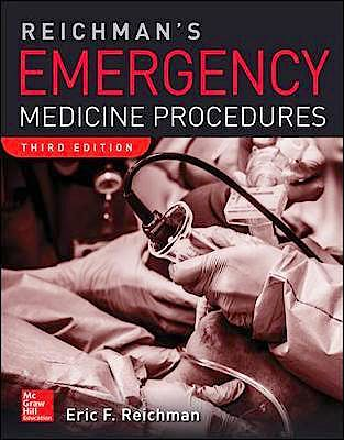 Portada del libro 9781259861925 Reichman's Emergency Medicine Procedures