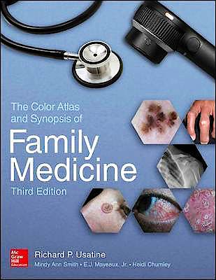 Portada del libro 9781259862045 The Color Atlas and Synopsis of Family Medicine
