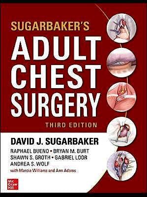 Portada del libro 9781260026931 Sugarbaker's Adult Chest Surgery