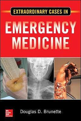 Portada del libro 9781260031089 Extraordinary Cases in Emergency Medicine