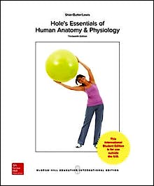 Portada del libro 9781260083347 Hole's Essentials of Human Anatomy and Physiology