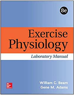 Portada del libro 9781260085556 Exercise Physiology. Laboratory Manual