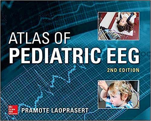Portada del libro 9781260117714 Atlas of Pediatric EEG