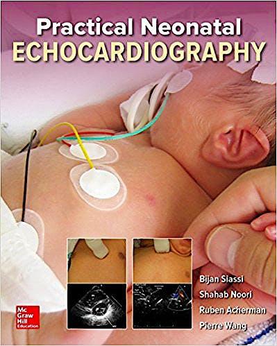 Portada del libro 9781260123135 Practical Neonatal Echocardiography