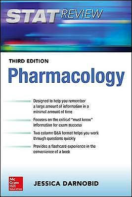Portada del libro 9781260135671 Deja Review Pharmacology