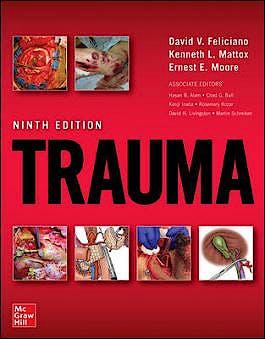 Portada del libro 9781260143348 Trauma