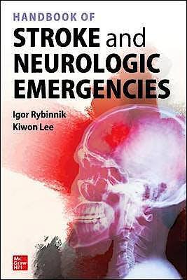 Portada del libro 9781260440836 Handbook of Stroke and Neurologic Emergencies