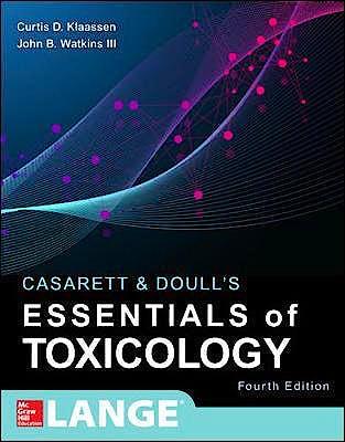Portada del libro 9781260452297 Casarett & Doull's Essentials of Toxicology. LANGE