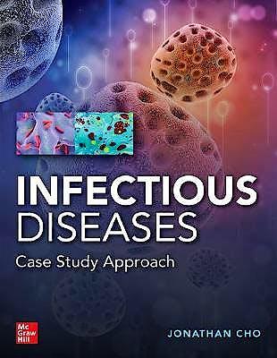 Portada del libro 9781260455106 Infectious Diseases Case Study Approach