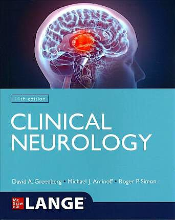 Portada del libro 9781260458350 Clinical Neurology. LANGE