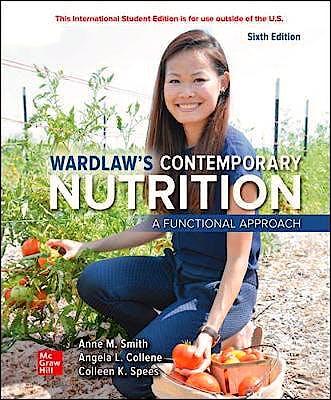 Portada del libro 9781260575156 ISE Wardlaw's Contemporary Nutrition. A Functional Approach