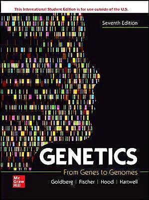 Portada del libro 9781260575828 Genetics. From Genes to Genomes (Internacional Student Edition)