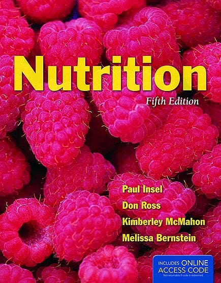 Portada del libro 9781284021165 Nutrition + Acceso Online