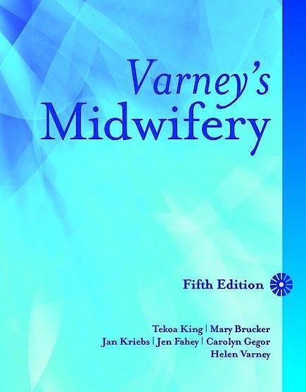 Portada del libro 9781284025415 Varney's Midwifery