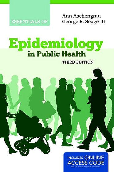 Portada del libro 9781284028911 Essentials of Epidemiology in Public Health + Online Access
