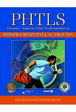 Portada del libro 9781284028973 PHTLS Trauma' Soporte Vital Prehospitalario. Primera Respuesta al Trauma